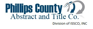 Phillips County Abstract and Title Company Logo